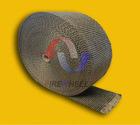 Basalt fiber fire resistant tape