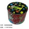 metal promotional colorful tin saving box