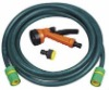 "Spray gun CS-5009 1/2"" * 15m(50feet)garden hose"