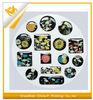 3d crystal pvc epoxy sticker