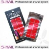 12pcs real nail polish strips nail polish sticker