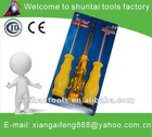 3pcs screwdriver set(L003) latest test pen