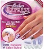Salon Nail Art Stamping Kit,As Seen On TV