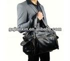 2012 new male handbag PU shoulder bag fashion satchel han single business man bag men's large capacity recreation messenger bag