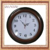 plastic decorative wall clock