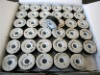 High quality medium tenacity paper side L type Prewound bobbin