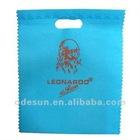 shopping non-woven garment bags