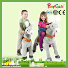PonyCycle ride on plush toy