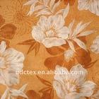 Bronzing Polyester/Nylon Microfiber Moss Peach Fabric