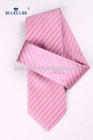 England gentleman contracted pink stripe joker classic business ties