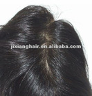 100% human hair toupee/toppiece for women and men