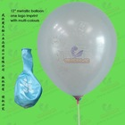 promotional metal-shining balloon