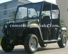 500CC 4WD UTV of 4-Seater with EEC