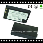 Fully Decoded Camera Battery for Canon BP711/714/726/729
