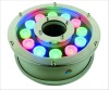 12*1W IP68 led underwater light/led pool light