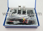 9V-16V H4 conversion xenon kits,55W H4-3 moving xenon kits,H4-3 headlight slim xenon kits 6000K