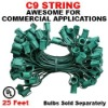 string light C9