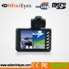 2012 Lowest prices 2.8 inch LCD dual lens car black box dvr