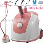GS21-BJ Hot Upright Garment steamer Iron pink
