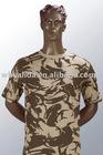 Military Fashion Cheap Army British Desert All-Cotton T-shirt
