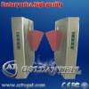 Two Passage high security flap barrier