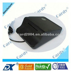 Proximity chip card reader writer for contact card