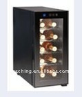 Home appliances Thermoelectric wine refrigerators with 10 bottles