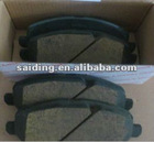 for MITSUBUSHI Pajero 1900-2000 Brake Pad OEM MR389543