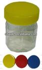 0.13Lmini glass jar/vaso cristal glass jar/blender spare parts