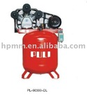 PL-90300-DL vertical piston air compressor