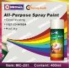 400ml Aerosol Spray Paint, Acryl Basis Spray Paint, Colors Spray