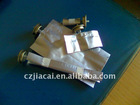 Bag on valve-pvc for body spray