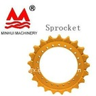Mining machinery excavator&bulldozer sprocket rim SK60