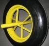 solid rubberwheel