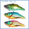 plastic hard fishing lure