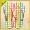 Fashion colorful slipper
