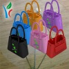 2012 fashionable candy silicone bag