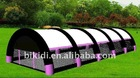 inflatable paintball tent, inflatable paintball field K5005