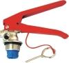 valve for fire extinguisher