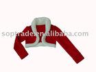 latest style girls red jacket/ bolero