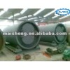 High Grade Waste Tire Recycling Rubber Powder Machine