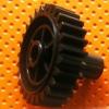Fuser Gear 27T,OEM RU5-0275-000 ,laser jet Hb 4250,4345,4350
