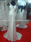 The latest Sample of Bridal gown wedding dress wedding gown Fashion Lace and beading Wedding Dresses Romantic Wedding dresses
