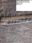 Cotton polyester span Denim Fabric