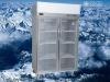 2012new glass door display fridge VAR100L2H-SD