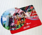 Fashion Promotion Computer Gaming Mouse Pad gel