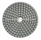 Super Quality Diamond Stone Wet Flexible Polishing Pads