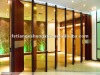 Interior decorative movable wall