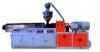 Plastic conical double screw extruder (SJSZ)