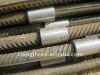 steel rebar coupler for steel reinforcing